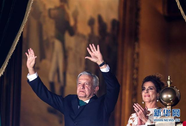 墨西哥庆祝独立210周年-第3张
