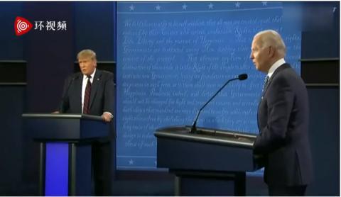 """首场对决开始20分钟就陷入混乱!特朗普插话,拜登:""""你可以闭嘴吗?""""【www.smxdc.net】"""