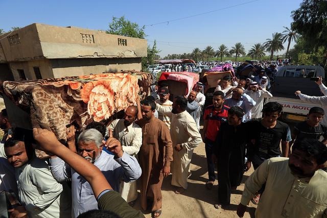 伊拉克巴格达机场附近一民居遇袭 致5人死亡2名儿童受伤-第2张