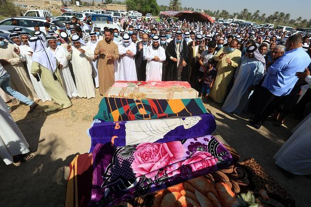 伊拉克巴格达机场附近一民居遇袭 致5人死亡2名儿童受伤-第7张