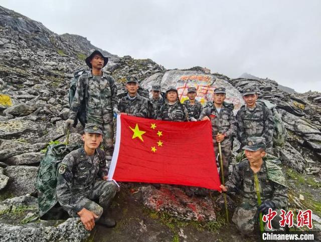 """7天6夜的""""生死巡逻路""""西藏军区某旅完成高原无人区既定任务-第2张"""