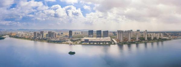 福建福州东湖数字小镇:产城融合引领特色数字经济发展