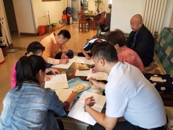 大爱!一家三代7口人,全签了【www.smxdc.net】