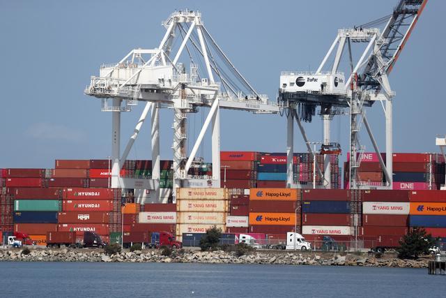 美国贸易逆差攀升至14年来最高水平【www.smxdc.net】 全球新闻风头榜 第1张