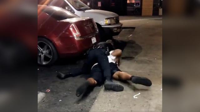 又一起!美国再发生警察击毙黑人男子事件,抗议者怒:解散警察