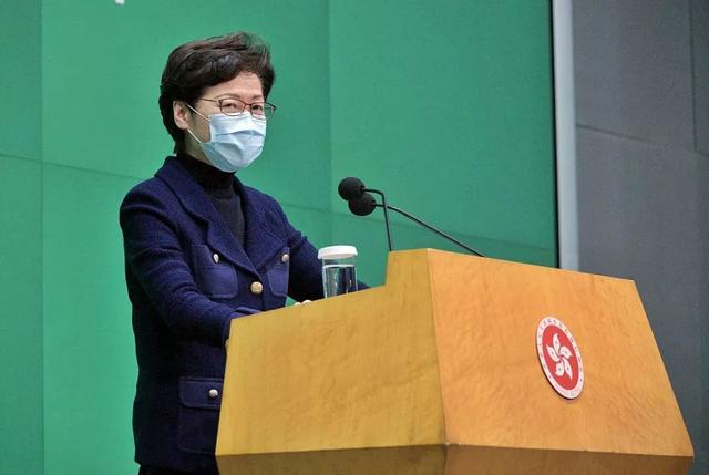 快讯!港媒:林郑月娥下周赴京3天商讨《施政报告》惠港政策