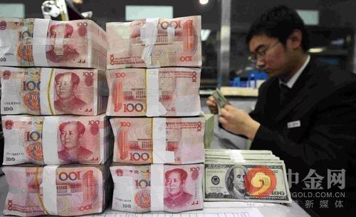 人民币对美元中间价报价行调整报价模型