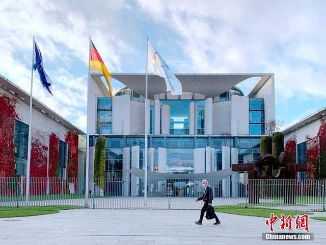 """德国宣布从11月2日起全国""""封城""""一个月"""