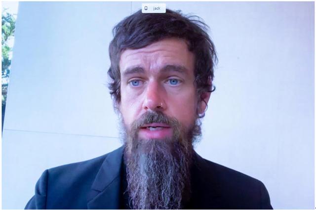 """推特CEO在国会听证,胡子""""火""""了!网友想起本·拉登......"""