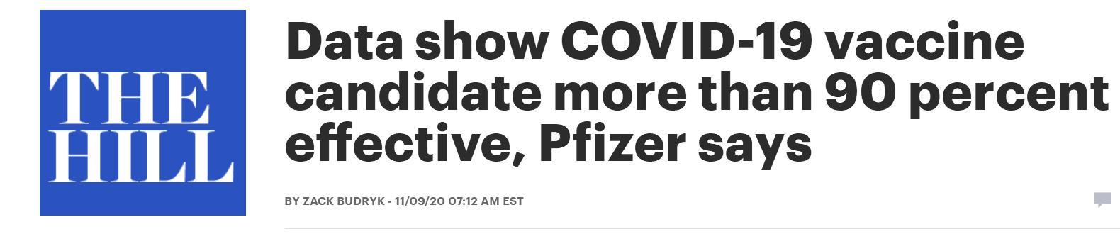 """刚刚,特朗普发推,宣布一个""""好消息"""" 全球新闻风头榜 第2张"""
