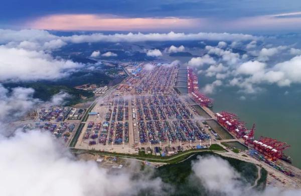 全球最大港牵手全球最大矿,浙江这场豪门之恋怎样谈成的?