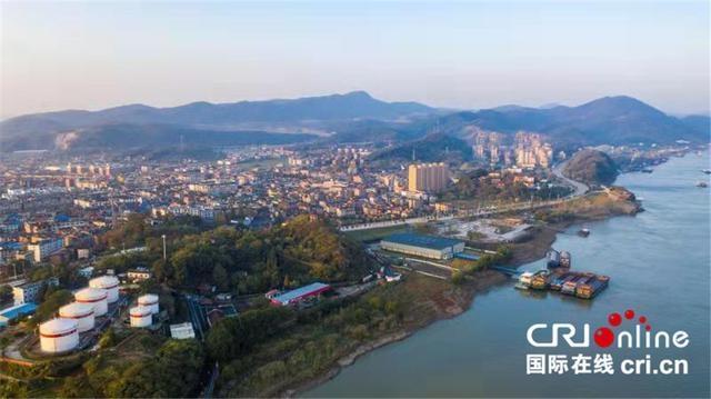 「共舞长江经济带·看高质量发展」江西瑞昌 一座点亮世界的小城