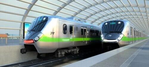 台当局斥巨资从韩国购买列车,一看零件产地傻眼……
