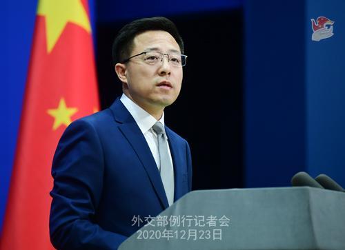 """外交部:澳籍人员杨军被拘留期间不存在所谓""""折磨""""、""""虐待""""情况"""