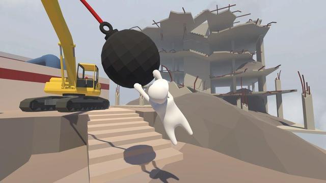 我们和《人类跌落梦境》发行负责人聊了聊,如何还原一款沙雕游戏插图