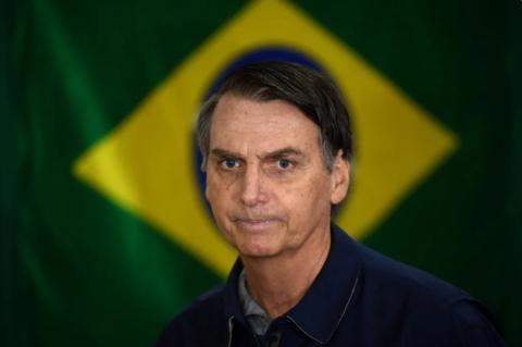 博索纳罗:新冠肺炎引起危机对经济发展导致危害
