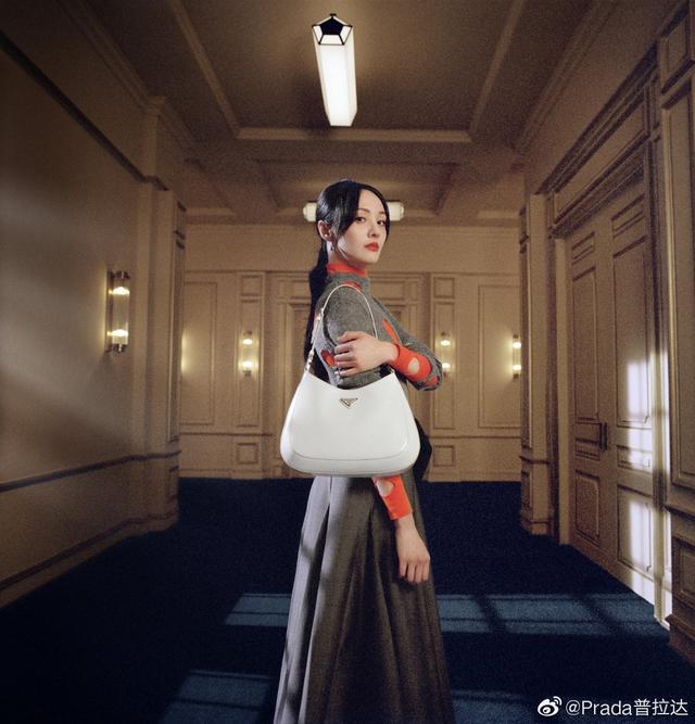 赵丽颖被指代孕遗弃,西班牙奢侈品牌PRADA深陷社会舆论困境