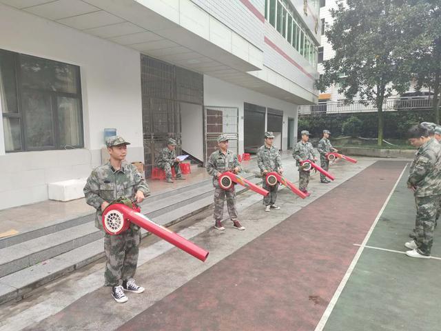 湖南省保靖县第二期基干民兵训练:紧贴使命任务、强化专业技能-第2张