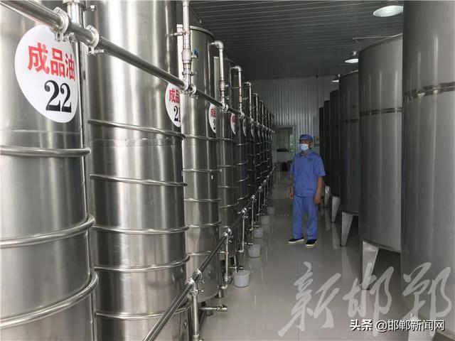 邯郸:小芝麻长成大产业-今日股票_股票分析_股票吧