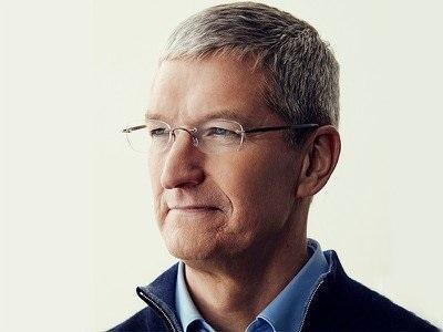 苹果CEO蒂姆-库克净资产已超10亿美元