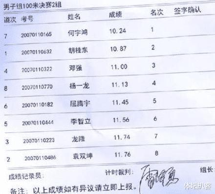 中国00后百米第一飞人诞生!打破34年纪录,霸气回应:还没尽全力