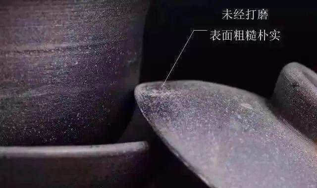 记为明如镜打磨的磨工 紫陶特点-第2张