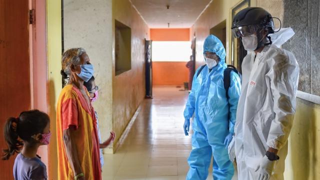 1000000!印度疫情解锁新高度,巴西超200万,美国创下日增新纪录