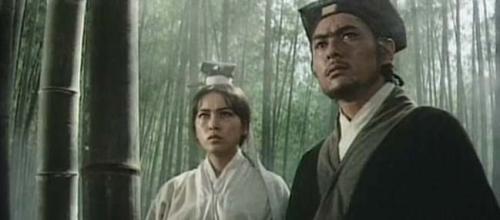 许显纯后人,《侠女》诗化的武侠美字