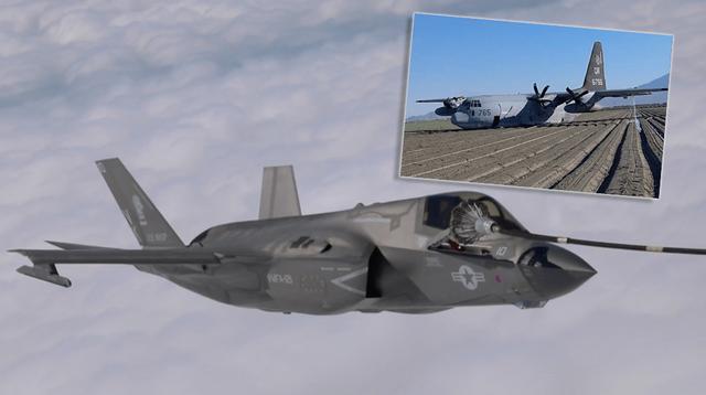 流年不利,美国陆海空三军接连出事,今年以来第三架五代战机坠毁-第3张