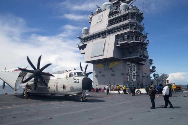 美最新核航母再次延期,军方高层引咎辞职,俄:上百亿美元打水漂-第2张