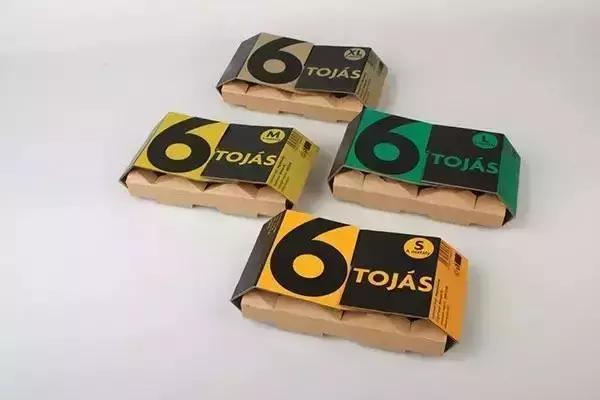 创意鸡蛋包装盒设计,突破传统装蛋盒的界限(图2)