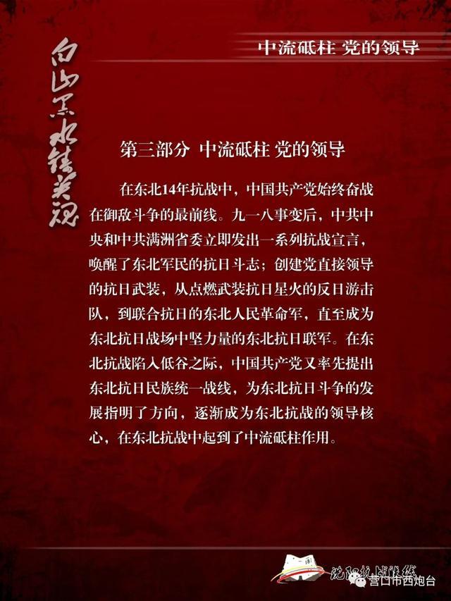 白山黑水铸英魂 ——东北军民14年抗战史实展-第7张