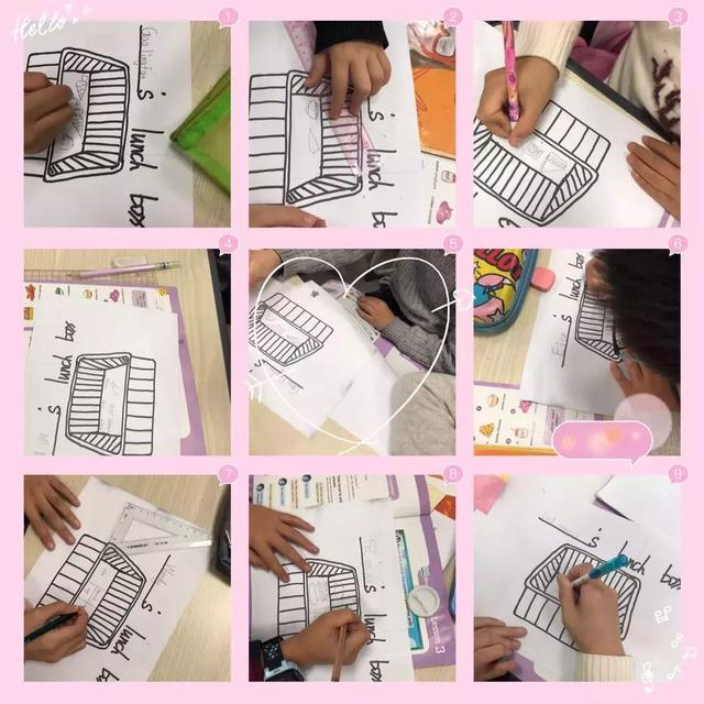 角色扮演,自制教具,英语课堂孩子们可以如此主动的学习!