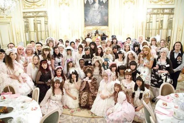 Lolita茶会哪里找,新人Lo娘怎样参加?神奇的Lolita知识增加了!