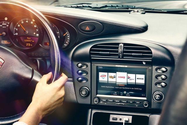 保时捷支持苹果CarPlay, 安卓Aut