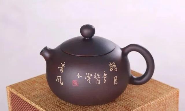 """美女西施一壶茶,收藏、馈赠好""""器""""派 紫陶特点-第1张"""