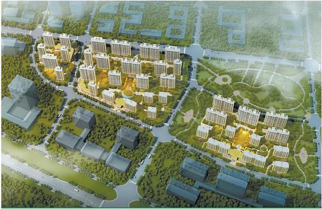 """新城区""""平绿""""地块新动向:这3宗地项目名、修建性详规确定插图7"""