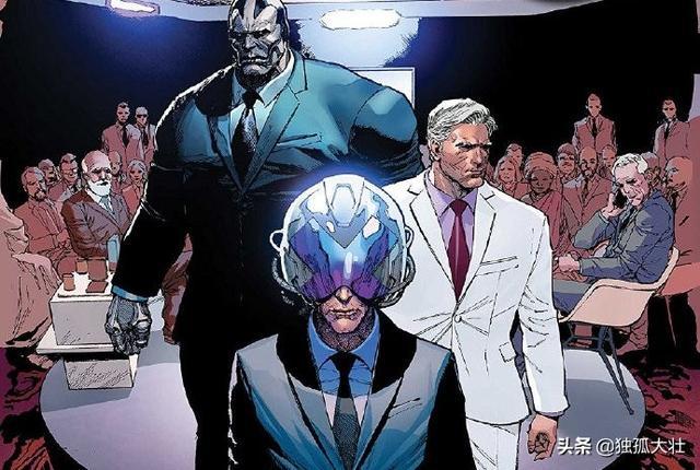 《X特攻队》X战警再次面临危机,超级刺客出现,多米诺失去能力