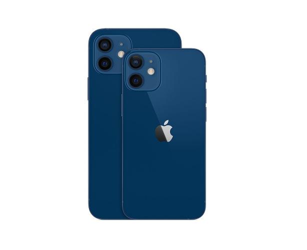iPhone12蓝色真机上手,没想到你背叛了我们的约定