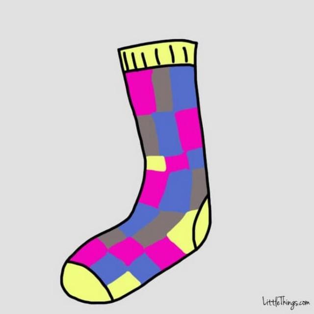 「心理测试」选择一款你喜欢的袜子,了解你的性格特质-第10张