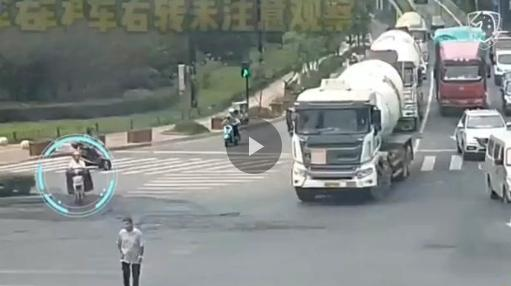 惨痛!杭州奶奶和10个月孙子街头被撞身亡!监控画面让人心碎【www.smxdc.net】