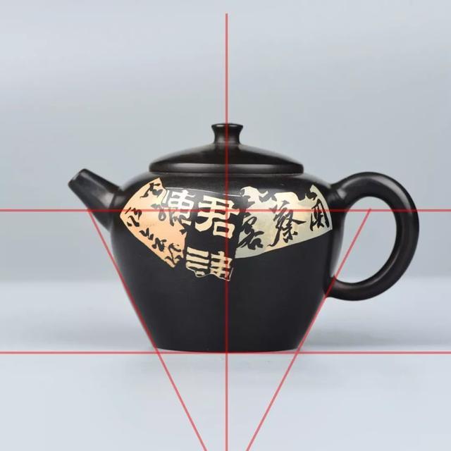 建水紫陶壶中的几何美学 紫陶特点-第5张