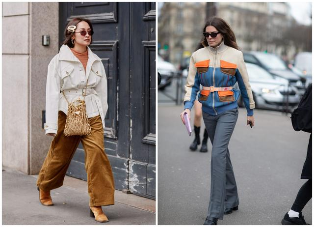 秋季想要穿出新鲜感,不如换件工装夹克,气质丰富款式还多样-第6张