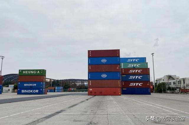 进出口失衡,中国港口集装箱大量短缺!出口运费已飙升三倍