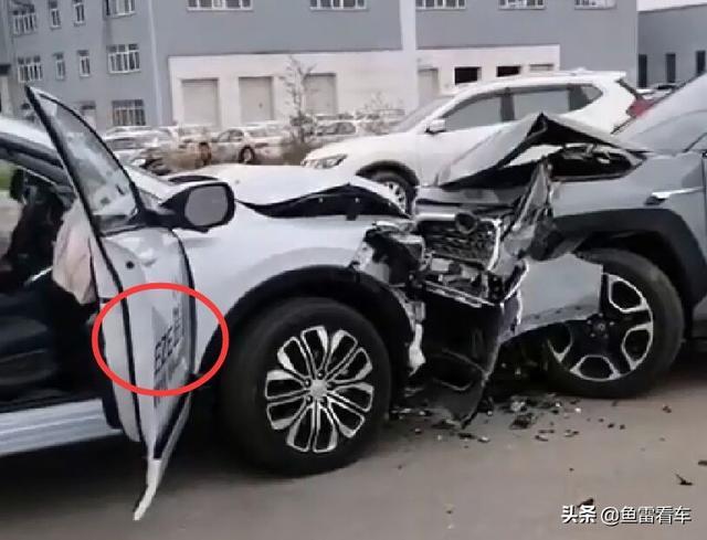 冤家路窄,本田皓影迎面碰撞丰田RAV4荣放,网友:开了个碰头会www.smxdc.net