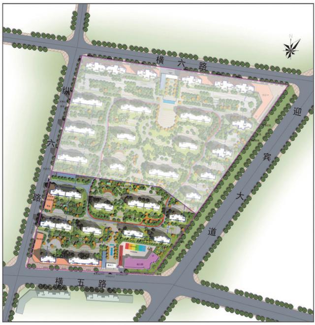 快看!两则地块计划同时公示!一个优质低密社区,一个新项目亮相_平顶山生活网插图3