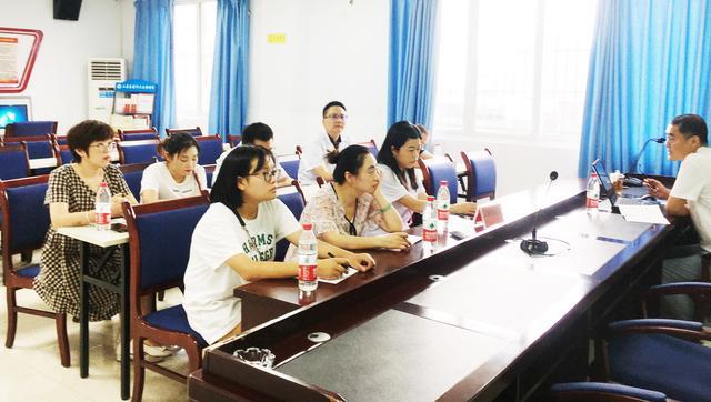 仁寿县2020年全县精神残疾评定人员培训会在县精神卫生保健院召开