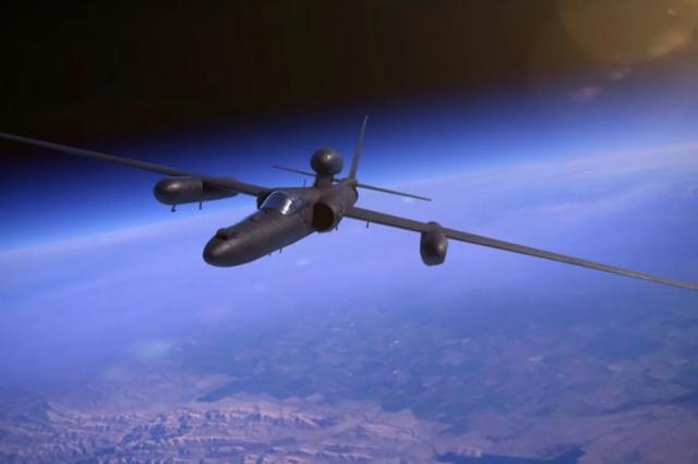 美媒:U2飞越中国军演区域,中国没有战机能拦,但有办法将其击落www.smxdc.net