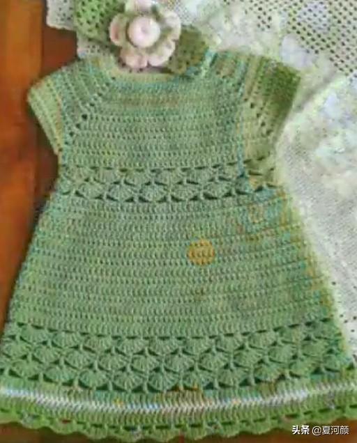 妈妈的手儿真巧,这些小裙子全是给宝宝编织的,你喜欢哪款?-服务大众健康生活