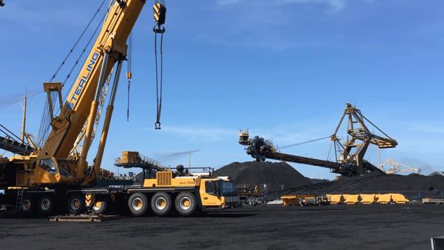 澳大利亚煤炭不通关,加拿大趁机偷抢中国市场,网友:孟晚舟呢?